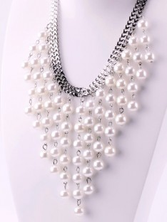 Pearl Hot Sale Necklaces For Ladies
