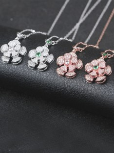 Silver Women Hot Sale Necklaces