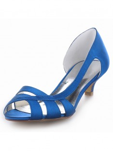 Kitten Heel Sandal Shoes SW1011151I